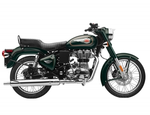 Royal Enfield Bullet 500 EFI Forest Green