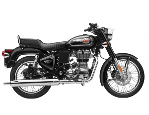 Royal Enfield Bullet 500 EFI Black