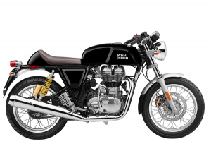 Royal Enfield Continental GT Black