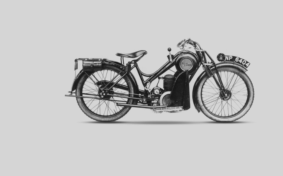 Royal Enfield 1924